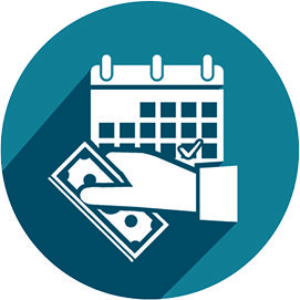 Payroll Icon - HR Outsourcing - Simeons Pivot Resources