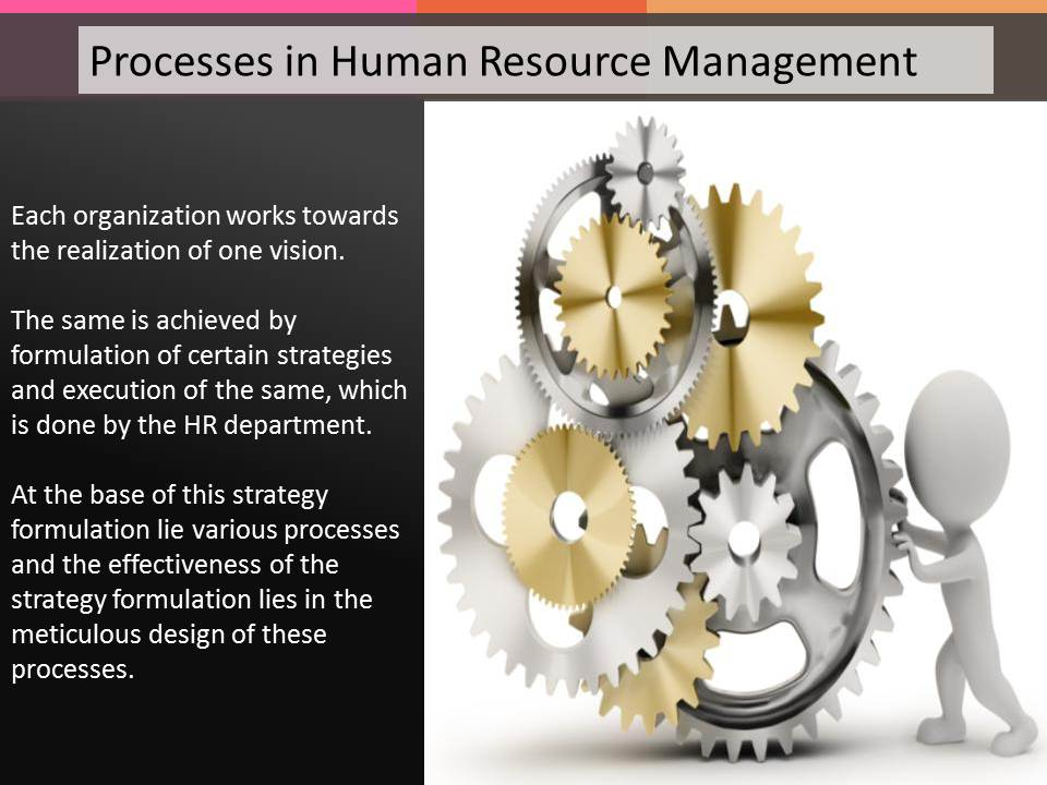 human resource management in business o