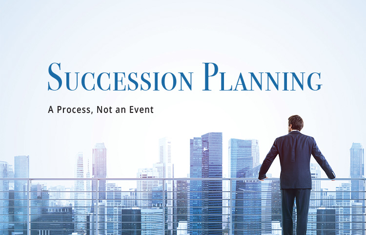 Have You Thought Of The Need For Succession Planning As A Business Owner