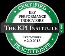 Certified KPI Practitioner